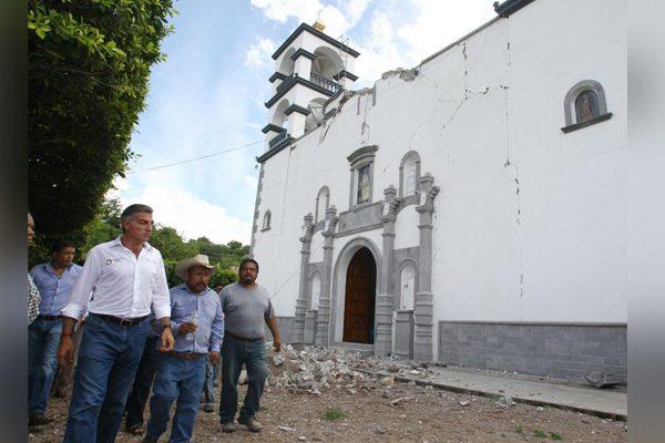Analiza Gali línea de crédito para reconstrucción de Puebla