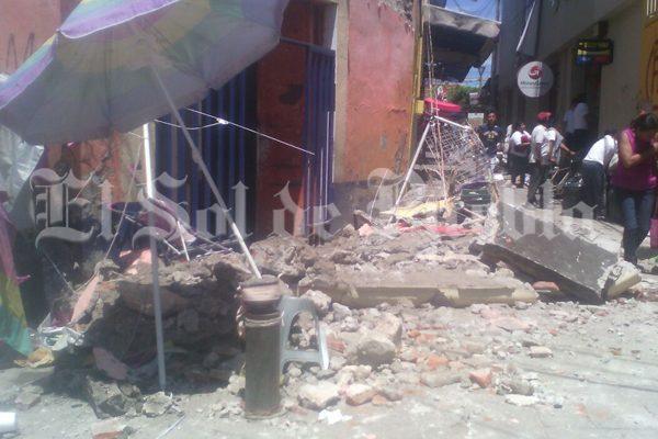 Asciende a 43 las personas fallecidas en Puebla por terremoto