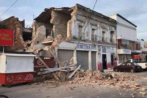 ¿Tienes familiares en Oaxaca y Chiapas sin contactar? Cruz Roja te ayuda