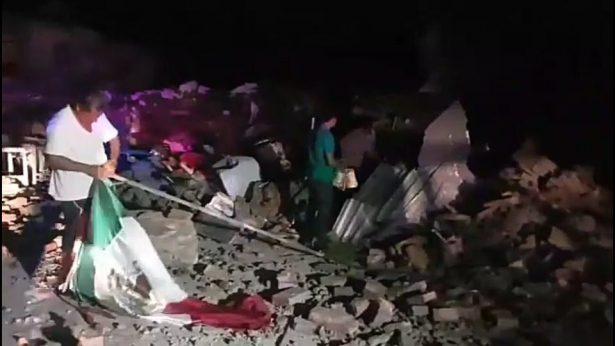 Chile extiende condolencias a familiares de víctimas por terremoto