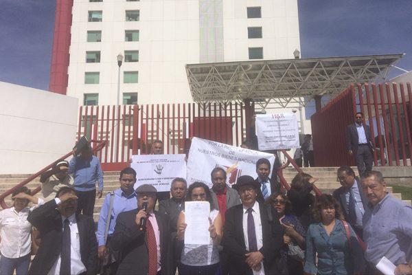 Abogados se amparan contra parquímetros de Ciudad Judicial