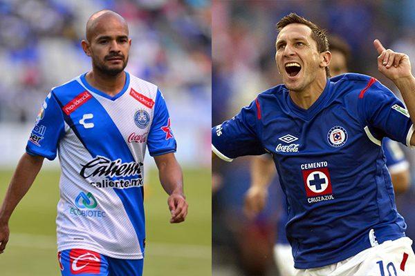 Puebla y Cruz Azul por 3 puntos pero por el descenso