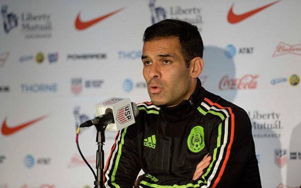 Rafa Márquez se defiende y presenta amparo contra la PGR