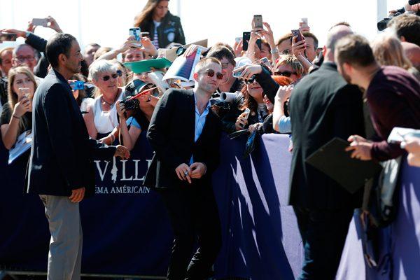 Robert Pattinson es premiado en Francia por un logro especial