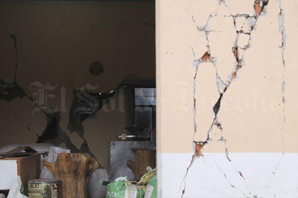 Migrante poblano ve derrumbado el sueño mexicano tras terremoto