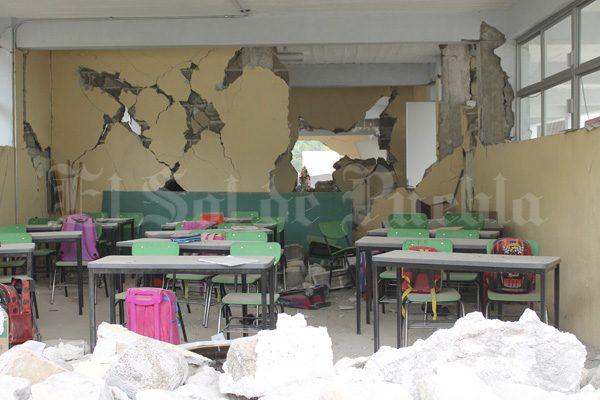 Anuncian SEP y CAPCEE reubicación de 35 escuelas por sismo