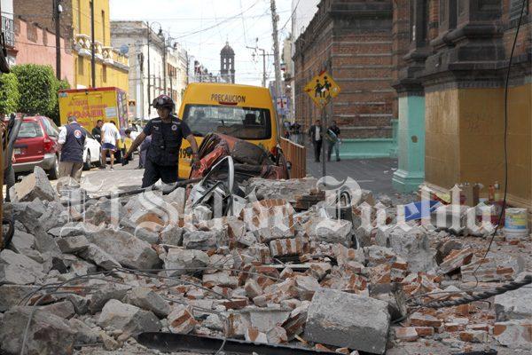 En la mira 36 escuelas tras el sismo del pasado martes