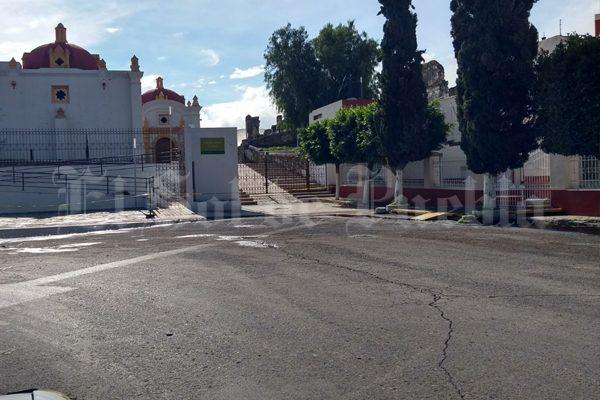 Daños menores deja terremoto en municipios de Puebla