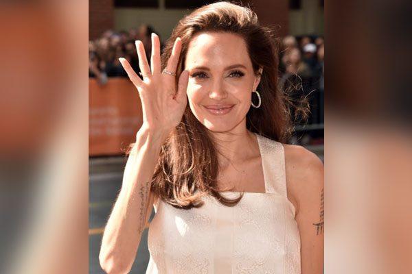 Angelina Jolie alborota el Festival Internacional de Cine de Toronto