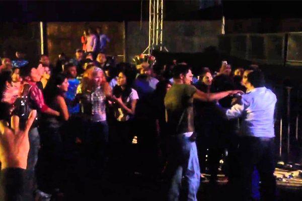 Confirma Segob Municipal prohibición de bailes populares en la vía pública