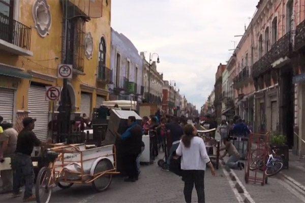 Suman 80 personas desalojadas de casonas del CH tras el terremoto