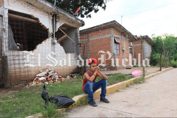 Chiautla de Tapia: epicentro del dolor en Puebla