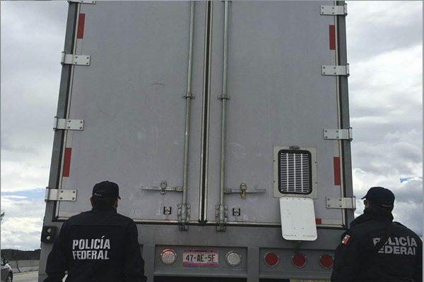 Realiza Policía Federal decomiso histórico de cocaína en Puebla