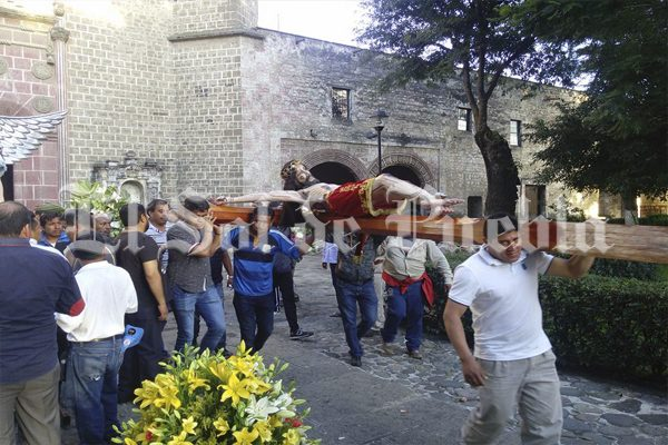 Desalojan ex convento de Huejotzingo por severos daños estructurales