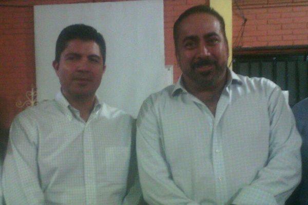 Se reúne Eduardo Rivera con panistas de Izúcar de Matamoros
