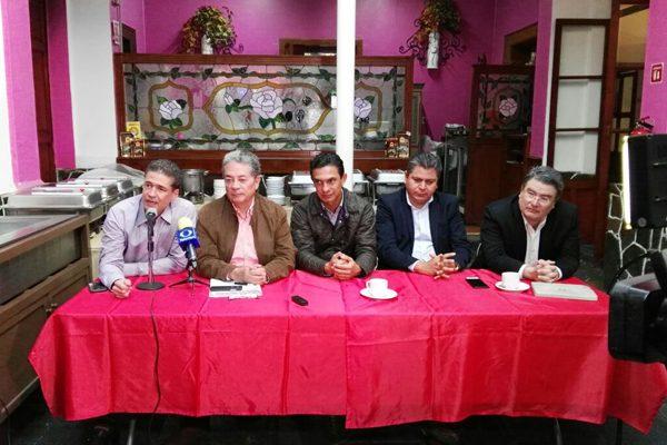 Apuesta Nueva Izquierda a la renovación del PRD para alianza en Puebla