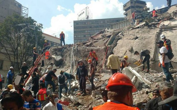 Morelos decreta 5 días de luto por víctimas del sismo