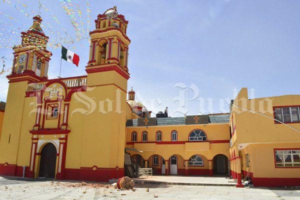 Dos muertos en la región de Texmelucan tras el sismo