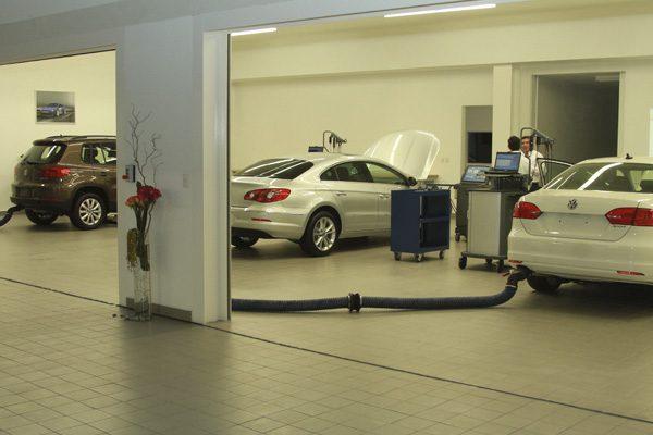 Sufre Volkswagen caída en sus ventas del 4.2 por ciento