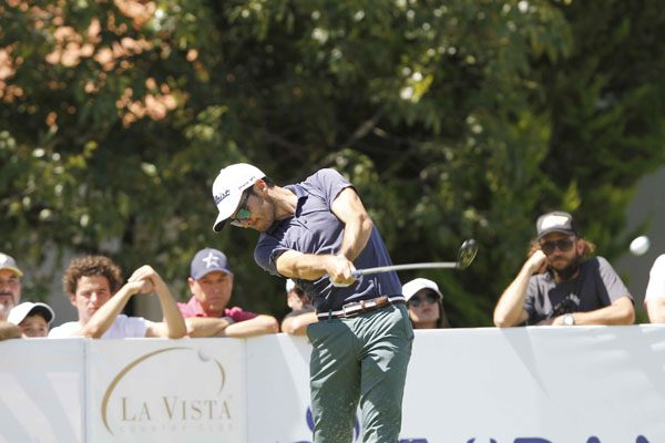 Armando Villarreal se coronó en la Vista Country Club