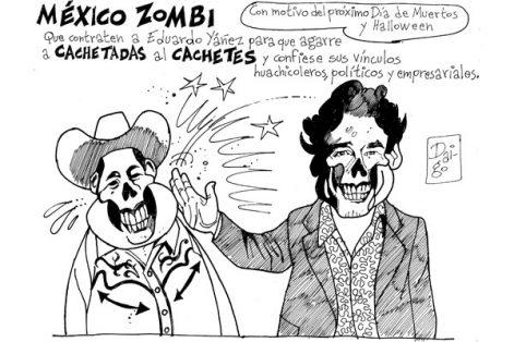 México Zombi