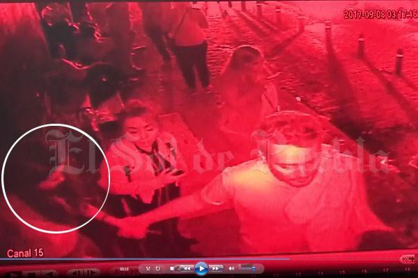 Mara Castilla salió del antro a las 03:17 horas y no cerca de las 5, revela video