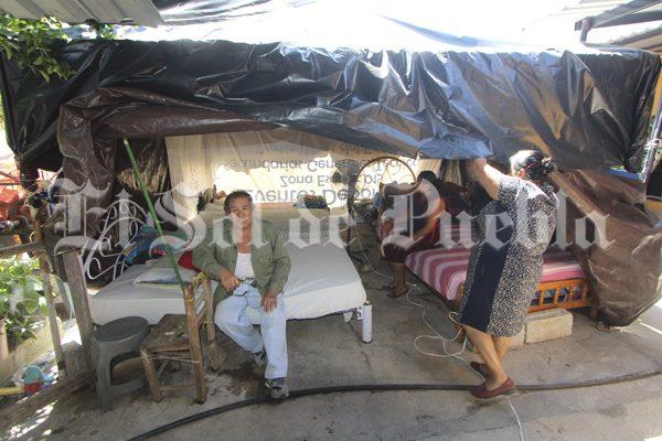 En Tehuitzingo aún esperan que su vida regrese a la normalidad tras el sismo
