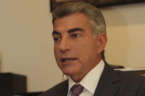Respalda Antonio Gali aprobación de la Ley de Seguridad Interior
