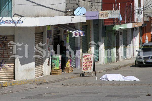 Ejecutan a motociclista en la colonia Barranca Honda