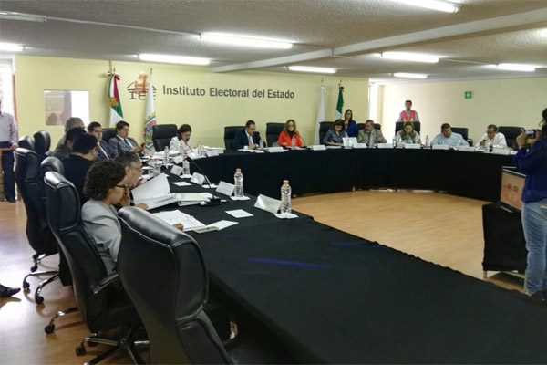 Modifica IEE calendario electoral para 2018