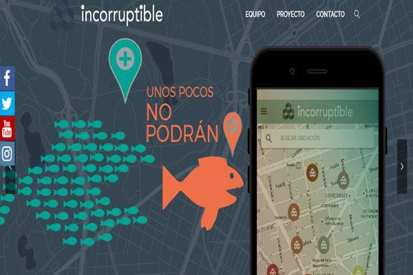 """Registra app """"Incorruptible MX"""" presunto acto de extorsión en Puebla"""
