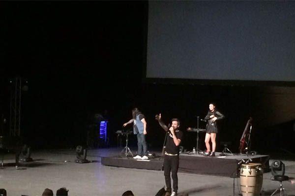 Dedica Jarabe de Palo concierto a víctimas del sismo en Puebla
