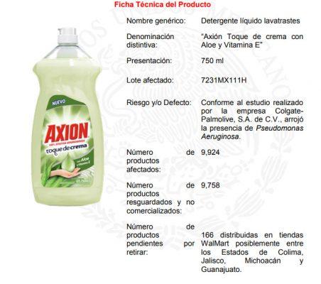 lavatraste axion