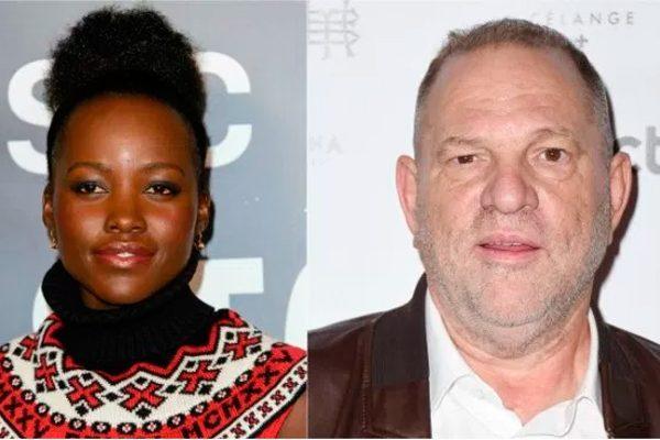 Lupita Nyong'o reveló que Harvey Weinstein la acosó sexualmente