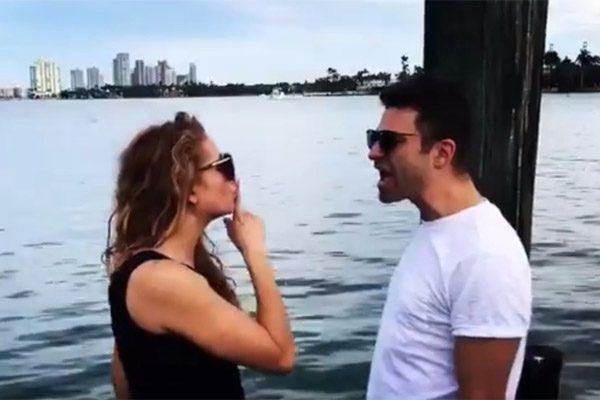Ari Borovoy la convenció, Paulina Rubio se suma al 90's Pop Tour