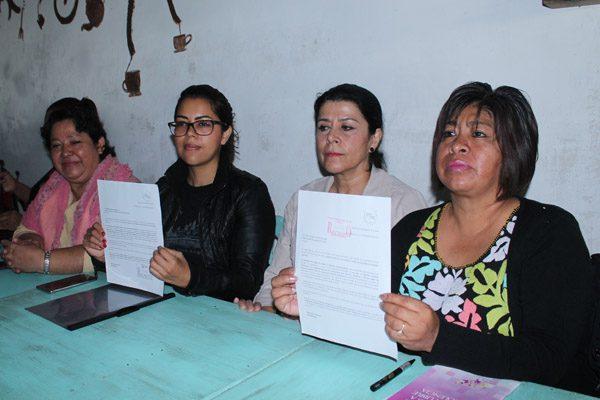 Analiza Red de Mujeres interponer amparo para exigir Alerta de Género