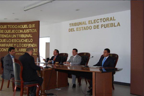 Logra Chevalier consenso para presidir al TEEP en elección de 2018