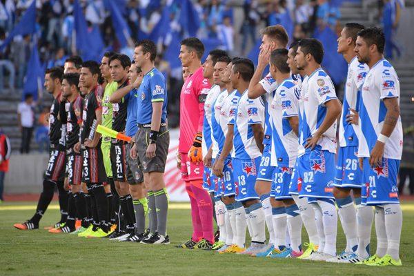 Nombre del Club Puebla desaparecería para el CL 2018