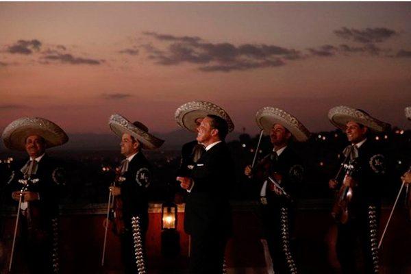 """Regresa Luis Miguel a México para """"La fiesta del mariachi"""""""