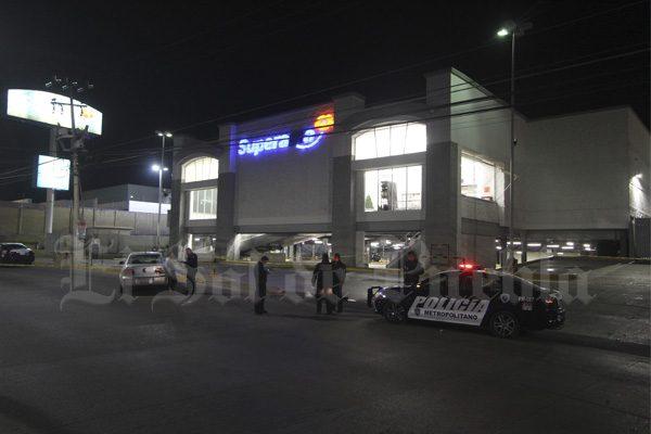 Aparente discusión entre compañeros de farra deja un fallecido y dos detenidos en Zavaleta
