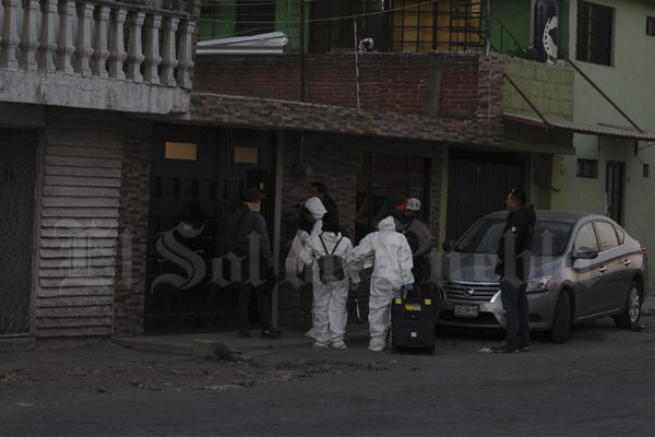 Balacera y muerte deja operativo en Santa María La Ribera