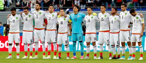 ¡Se acabó el suspenso! México ya tiene rivales para el mundial de Rusia 2018