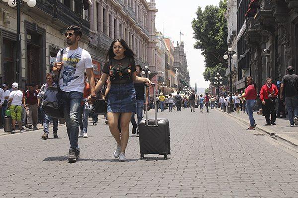 Crece 17 por ciento la afluencia de turistas a Puebla