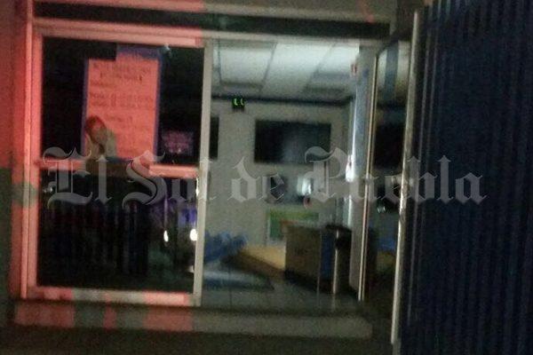 Intentan asaltar sucursal de Telmex en Atlixco, Puebla