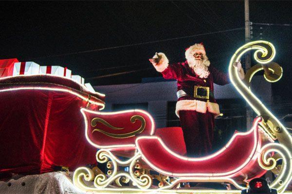 Regresa la magia de navidad con la Caravana Coca-Cola en Puebla
