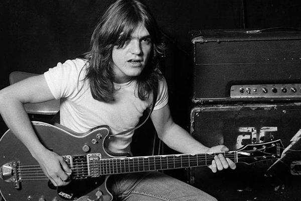 Luto en el rock: fallece el guitarrista y fundador de AC/DC