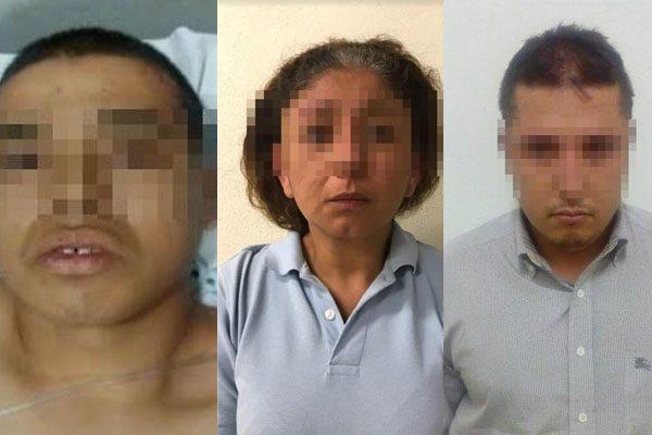 Estos tres secuestradores pedían 2 mdp y 3 vehículos de lujo en Puebla