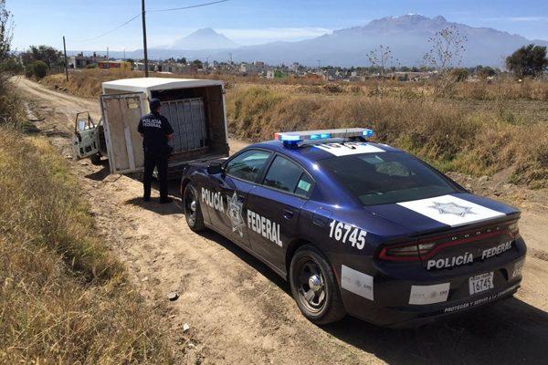 [Video] Aseguran camioneta cargada con Combustible robado en El Verde