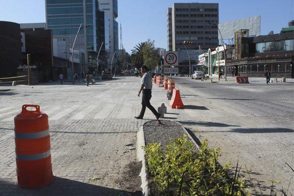 Segunda etapa de la Juárez quedará lista a principios de enero