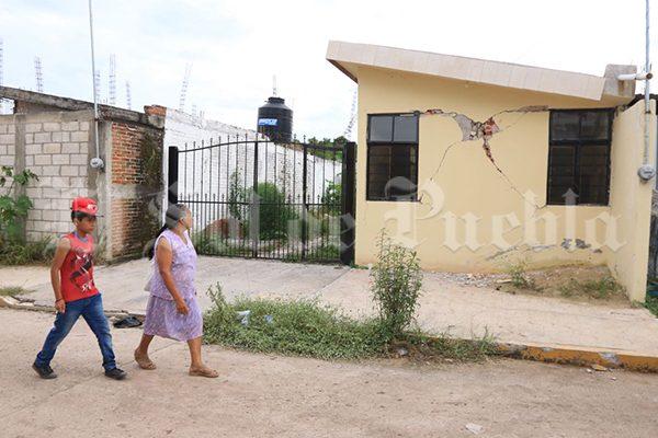 Éxodo a EU frena reconstrucción en Chiautla tras terremoto